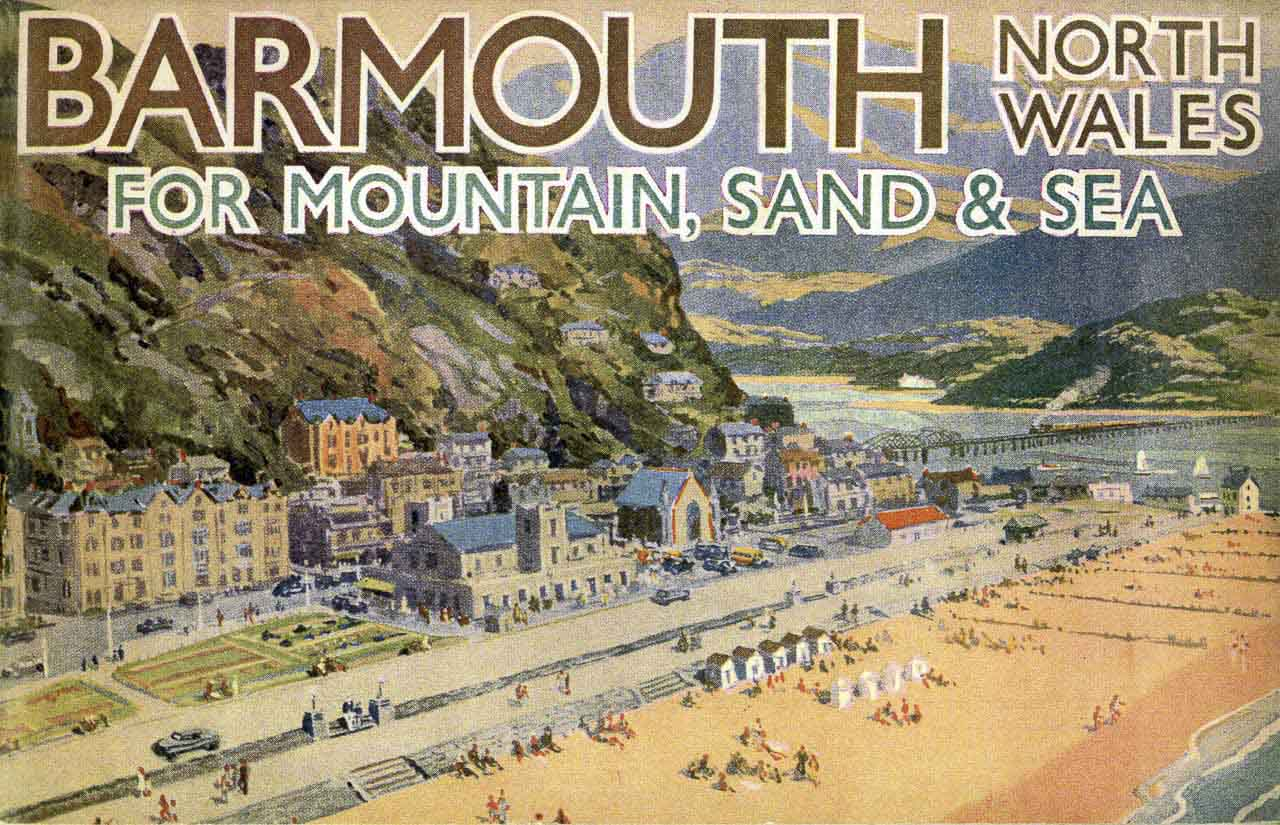 Barmouth Poster